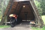 Schutzhütte am Eckerloch