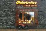 die Globetrotter-Filiale in Torfhaus, eine Versorgungsmöglichkeit